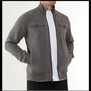 Lululemon Men's Gray Jericho Jacket Size XL